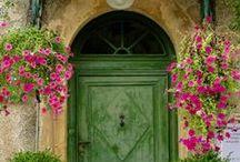 doors / by Virgie Fisher