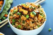 Vegetarian Stuff / Meatless dishes. Yum!