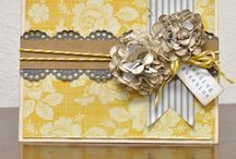 Handmade Cards & Paper Crafts / by Lauren Smith