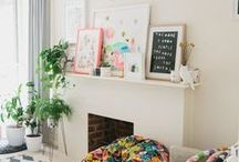 Home Ideas and Decor / Beautiful home ideas and inspiration for family living.