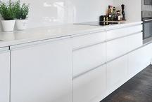 kitchen - white / by frieda 's favorites