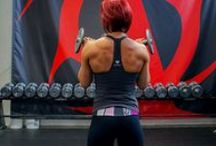 Fitness. Lifting. Muscle. / Health and fitness info.
