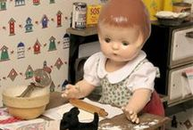 Dolls for all ages.  / by Linda Gnesin