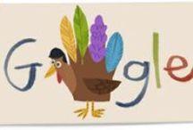 Google doodles!  / by Linda Gnesin