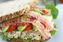 Lunch Ideas / Homemade yummy lunch ideas. / by Lauren's Latest