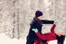 Winter wonderland! / by Sandy Henkensiefken