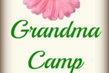 Grandma Camp / by Sandy Henkensiefken