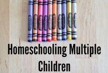 Homeschooling / by Josie Wood