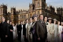 DOWNTON ABBEY  / by Mary Helen