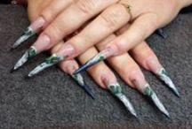 Nails by Aukje Veltman / Nails made by Aukje Veltman