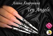 Nails by Alina Khavronina / Nails by Alina Khavronina