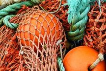 ~ Fishing Nets ~ Buoys ~