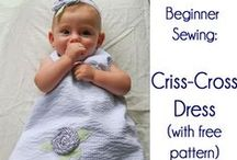 BABIES/TODDLERS TO SEW 4 / by Kerrie Layton