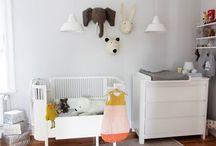 kinderzimmer / für unsere kleine Maus / by frieda 's favorites