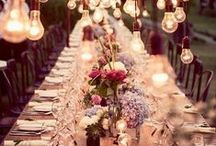 Decoração de Casamento | Wedding Decoration / Ideias, inspirações e dicas para decoração de casamentos. | Ideas, inspirations and tips for wedding decoration.