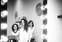 """The Secret Lab / The Secret Lab es un centro de belleza diferente. Una """"boutique de la belleza y la estética"""" con personalidad propia. Un centro acogedor y relajante que intenta romper con los estereotipos de centro de belleza al uso."""