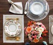 Decorando para o Verão / Inspirações para vestir a mesa e decorar a casa na estação mais quente do ano. A alegria, as cores vibrantes, o clima…inspire-se e prepare algo que vai surpreender seus convidados neste verão!