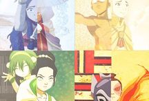Avatar / The Last Airbender Legend of Korra