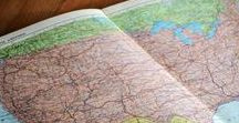 Map of the Day / We love maps, its our thing. Let us map your way to a better business!
