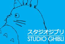 Studio Ghibli / My Favourite Ghibli Movies:  1. Whisper of the Heart 2. Princess Mononoke 3. Howl's Moving Castle 4. Spirited Away 5. My Neighbor Totoro 6. Kiki's Delivery Service 7. Laputa: Castle in the Sky 8. Ponyo 9. Porco Rosso 10. When Marnie Was There
