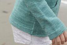 Knitting / Patrones y tutoriales para tejer con dos agujas.