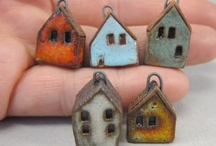 Tiny Houses: Art & Craft / by A Curious Work