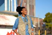 STREET STYLE / Stylish, sophisticated, edgy and chic women strutting their stuff on the street. / by LEGiT