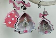 Christmas: Ornament Party Ideas