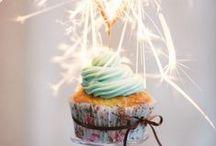 Happy Birthday celebration! ✿ / A super abundance of birthday goodies, wishes and just the bestest birthday stuff!