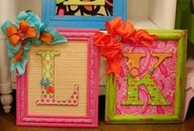 DIY & Craft Ideas / by Melanie Dellinger