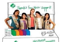 Girl Scout Cookies / The Girl Scout Cookie® Program is a key part to the Girl Scouting experience. Much more than a way to raise money, the Girl Scout Cookie® Program is a hands-on, leadership and entrepreneurial opportunity which teach girls skills such as goal setting, decision making, money management, business ethics, and peoples skills.