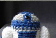 Crocheting / by Tracy Brown-Turner