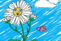 Girl Scout Garden / It's Your World-- Change It! Plant flowers in a community garden, hear why bees are important, or make a small craft to take home. Plan to get dirty planting seeds, weeding, doing pest control, and harvesting vegetables.  / by Girl Scouts of Nassau County