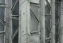 gray + concrete & things