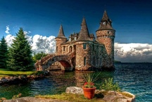 Castles, palaces and other such