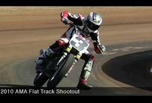 Racing: Bikes - Flat Track