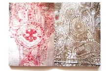 Stitched: Junko Oki / by A Curious Work