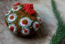 Sticks & Stones: Crocheted & Wrapped