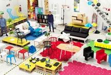 IKEA PS  / Esta es nuestra nueva colección de diseño IKEA PS 2012. Esta vez nos hemos inspirado en los más de 60 años de diseño de IKEA y en la vida y necesidades de la gente en sus hogares. El diseño está pensado para hogares reales y seguiremos intentando ofrecer diseños extraordinarios a precios asequibles