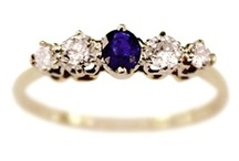 Story of a Sapphire / It's the story of a sapphire. Him and her, the meeting, knowing and love. / by Kitty & Buck