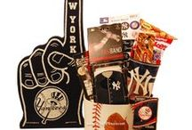 Gifts for New York Yankees Fans / Score a home run with officially licensed gifts and gift baskets for New York Yankees fans of all ages!