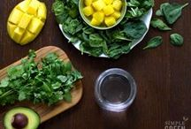 Green Smoothies / by Karyn Cave
