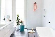 bathe / bathroom / spa design + products