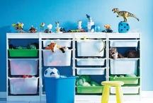 Soluciones Inteligentes / Cada hogar es  un mundo diferente. Te ofrecemos algunas ideas de organización para mantener tu casa bien ordenada, sea cual sea tu espacio.