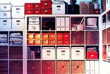 Decorar con Cajas  / No tienes por qué elegir entre estilo y espacio. Con nuestras soluciones te resultara muy sencillo organizar todo lo que necesites de manera práctica y decorativa.