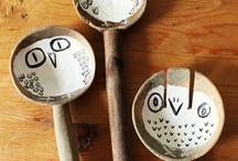Art: Spoons & Things