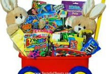 Easter Baskets / Fun and unique Easter Gift Baskets
