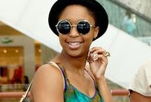 2011 FACE OF LEGiT: MINNIE DLAMINI / In 2011 Minnie Dlamini was the Face of LEGiT and the star of the range, The Minnie Series. / by LEGiT