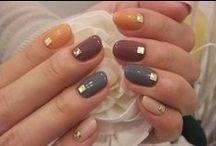 Nail Art / Nail art & beautiful nails / by Tamsin Salvia