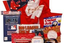 Gifts for Boston Red Sox Fans / Score a home run with Boston Red Sox fans of all ages with gifts and baskets filled with officially licensed merchandise